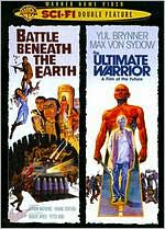 Battle beneath the Earth & the Ultimate Warrior