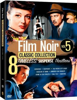 Film Noir Classic Collection Vol., 5