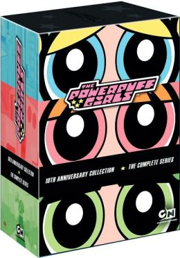 The Powerpuff Girls - 10th Anniversary - The Complete Series