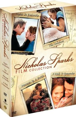 Nicholas Sparks Film Collection