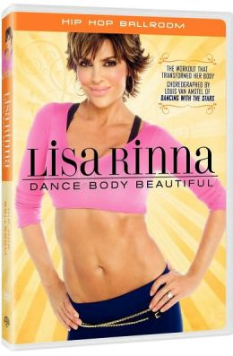 Lisa Rinna: Dance Body Beautiful - Hip Hip Ballroom