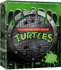 Teenage Mutant Ninja Turtles Film Collection