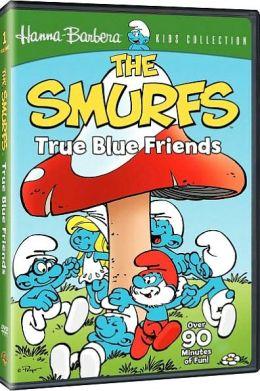 The Smurfs - True Blue Friends