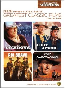 John Wayne Westerns - TCM Greatest Classic Films Collection