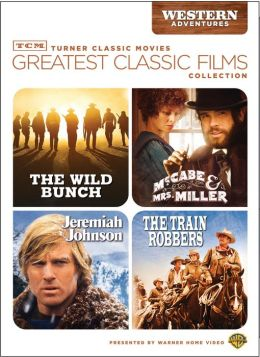 Western Adventures - TCM Greatest Classic Films Collection