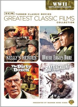 WWII Battlefront Europe - TCM Greatest Classic Films Collection