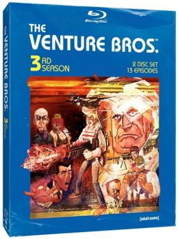 Venture Bros.: Season Three