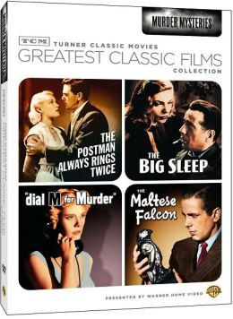 Murder Mysteries - TCM Greatest Classic Films Collection