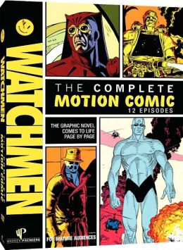 Watchmen - The Complete Motion Comics
