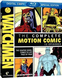 Watchmen - The Complete Motion Comics