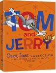 Video/DVD. Title: Tom and Jerry: the Chuck Jones Collection