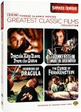 Video/DVD. Title: TCM Greatest Classic Films Collection: Hammer Horror