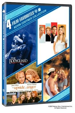 Kevin Costner Collection: 4 Film Favorites