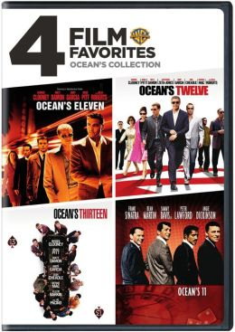 Ocean's Collection: 4 Film Favorites