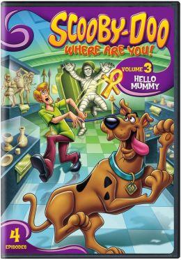 Scooby-Doo, Where Are You!: Season 1, Vol. 3