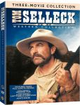 Video/DVD. Title: Tom Selleck Western Collection