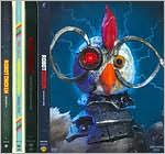 Robot Chicken: Seasons 1-4