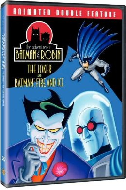 Adventures of Batman & Robin: the Joker/Batman - Fire & Ice