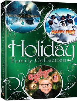 Holiday Family Collection: Polar Express/Happy Feet/a Christmas Story
