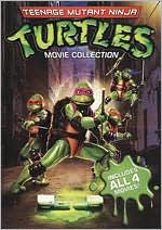 Teenage Mutant Ninja Turtles: Movie Collection