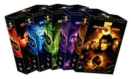 Babylon 5: Complete Seasons 1-5