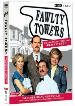 Fawlty Towers Complete Series