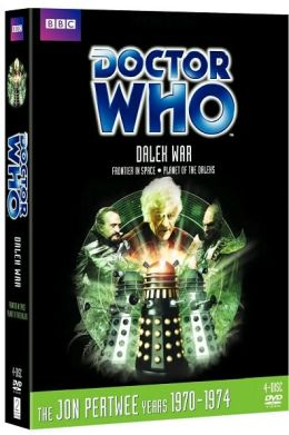 Doctor Who: Dalek War - Frontier in Space/Planet of the Daleks