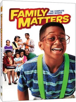 Family Matters: The Complete First Season