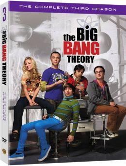 The Big Bang Theory - The Complete Third Season