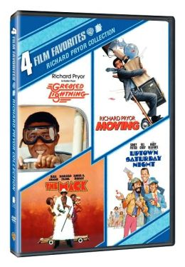 Richard Pryor Collection: 4 Film Favorites