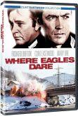 Video/DVD. Title: Where Eagles Dare