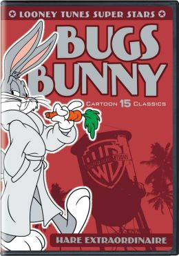 Looney Tunes Super Stars - Bugs Bunny Hare Extraordinaire