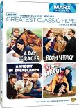 Video/DVD. Title: TCM Greatest Classic Films Collection: The Marx Brothers