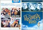 TCM Greatest Classic Films Collection:  The Marx Brothers / The Brothers Warner