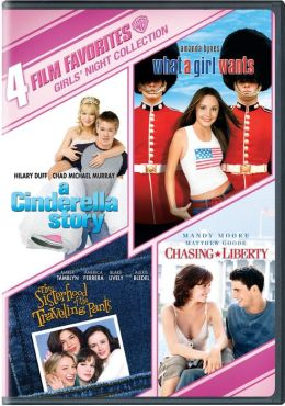 Girls Night Collection: 4 Film Favorites