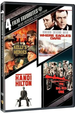 War Heroes Collection: 4 Film Favorites