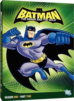 Batman: the Brave & the Bold - Season One, Part Two