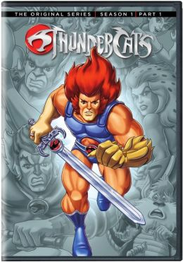 Thundercats Seasononline on Barnes   Noble   Thundercats  Season 1 Part 1  2pc  By Warner Home