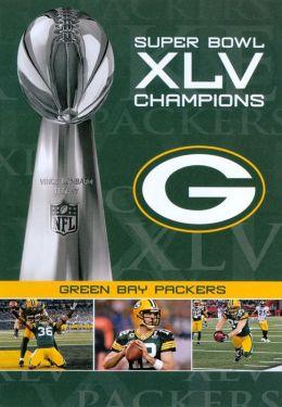NFL: Super Bowl XLV Champions - Green Bay Packers