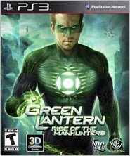 Green Lantern PS3
