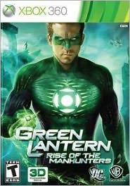 Green Lantern X360