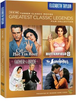 TCM Greatest Classic Films -Legends Collection: Elizabeth Taylor