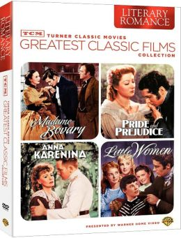 TCM Greatest Classic Films Collection: Literary Romance