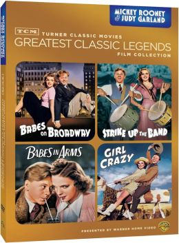 Tcm Greatest Classic Films Collection: Mickey Rooney & Judy Garland