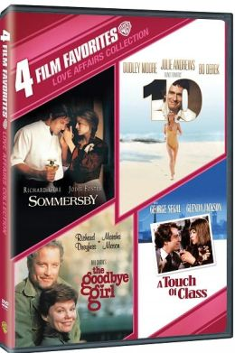 Love Affairs Collection: 4 Film Favorites