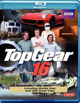 Top Gear: Complete Season 16