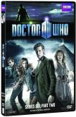 Video/DVD. Title: Doctor Who: Series Six, Part Two