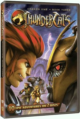 Thundercats Seasononline on Barnes   Noble   Thundercats Season 1 Book 3 By Warner Home Video