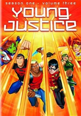 Young Justice: Season One, Vol. 3