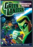 Video/DVD. Title: Green Lantern: Animated Show - Manhunter Menace
